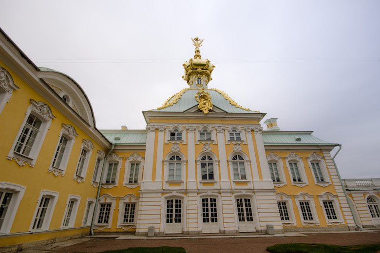 The Grand Palace, Peterhof Palace