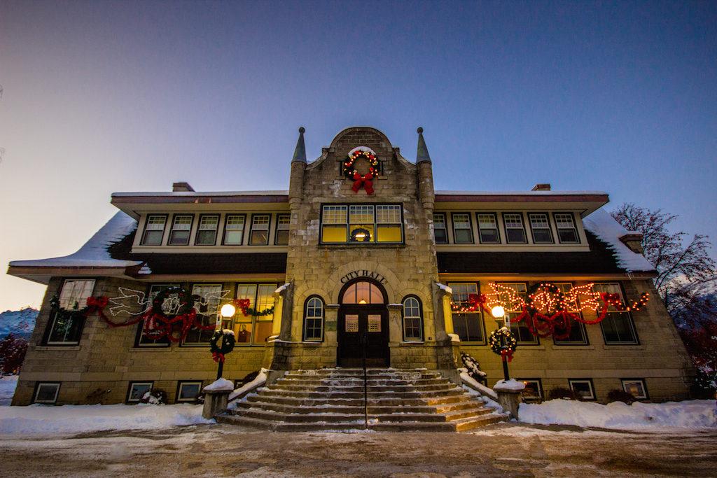 Fernie city hall