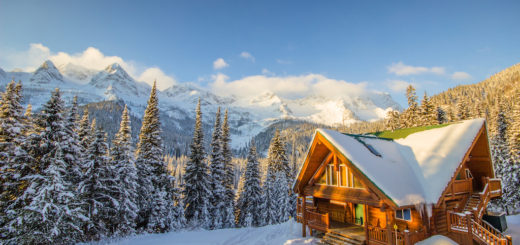 Island Lake Lodge in Fernie, BC, Canada