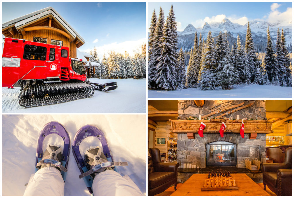 Island Lake Lodge, Fernie, B.C.