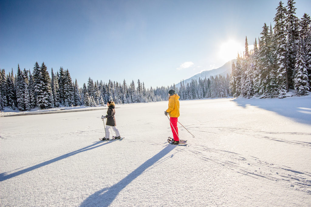 Fun things to do in Fernie BC in winter