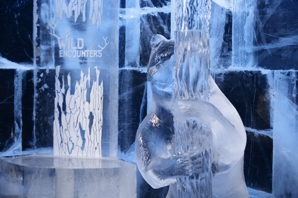 ICEBAR in Stockholm, Sweden
