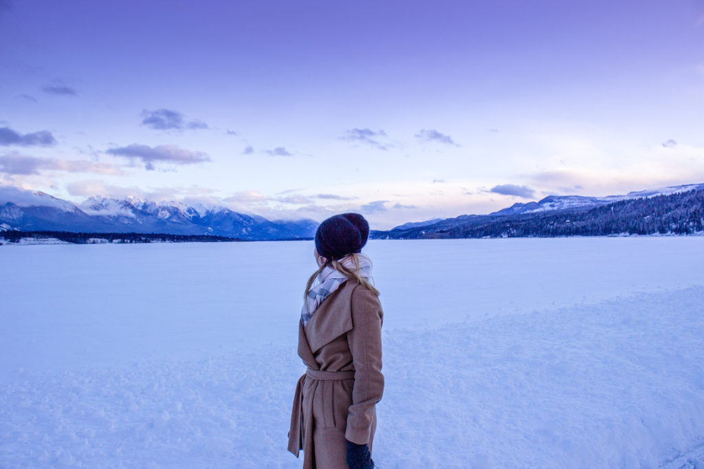 Things to do in Invermere BC in winter