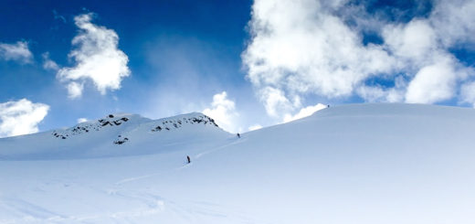 Heli-skiing with RK Heliski in Panorama, BC, Canada