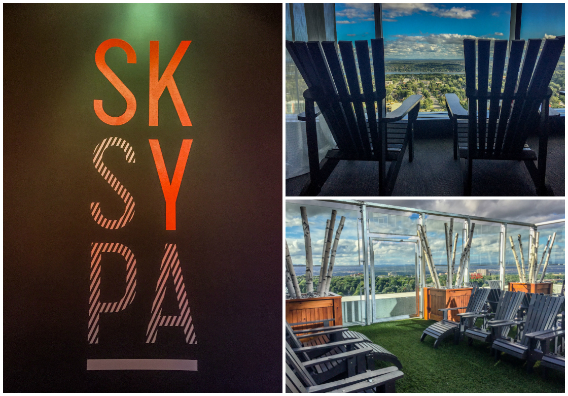 SKYSPA Quebec City