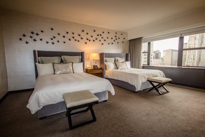 Lotte New York Palace Hotel Metropolitan suite
