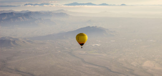 balloon ride, things to do in phoenix, arizona