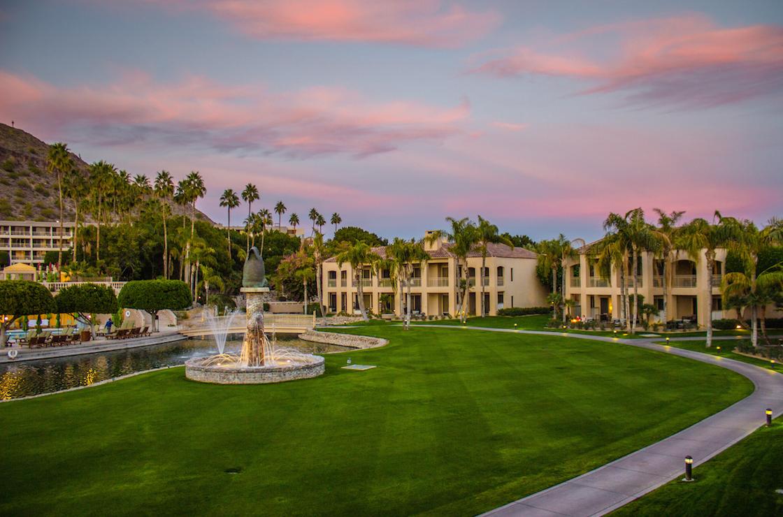 The Phoenician Resort and Spa in Arizona
