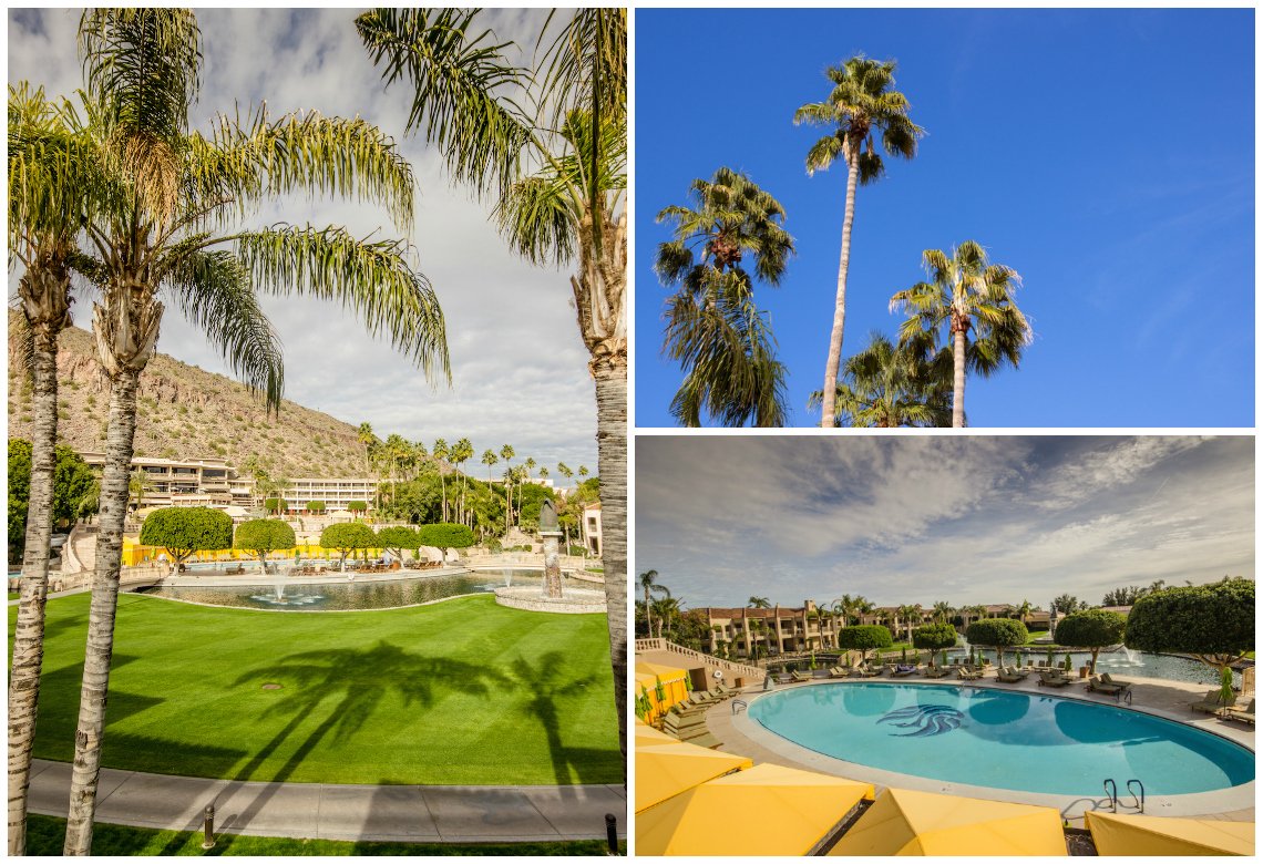 The Phoenician Resort and Spa in Arizona