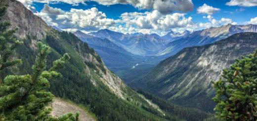 Sunshine Meadows in Banff National Park