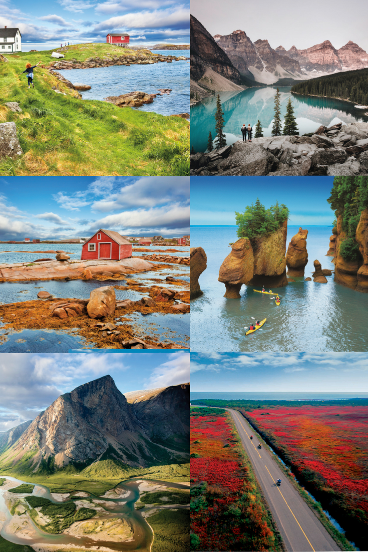 150 photos that prove Canada is the prettiest country on the planet.