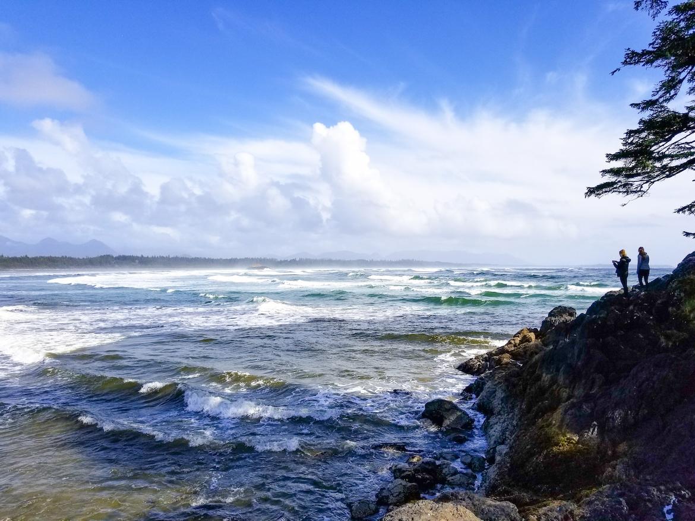 Schooner Cove Trail in Tofino's Pacific Rim National Park Reserve