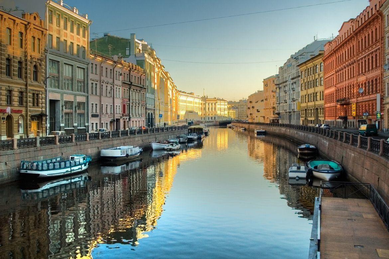 St Petersburg itinerary