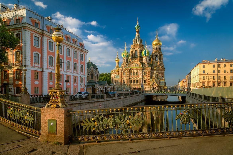 2 days in St Petersburg, Russia