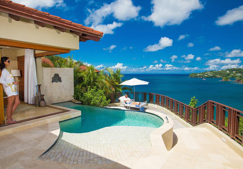 Millionaire Suites at Regency La Toc.