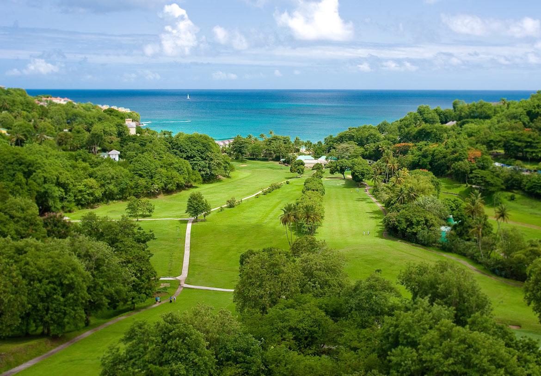 The golf course at Regency La Toc.