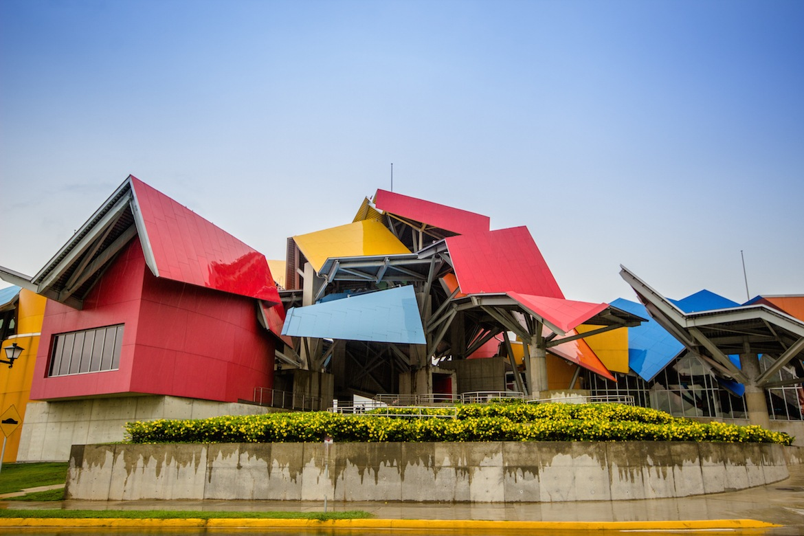 BioMuseo in Panama City, Panama