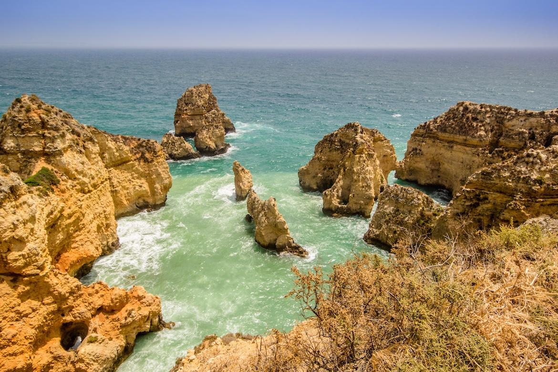 The Algarve in Portugal
