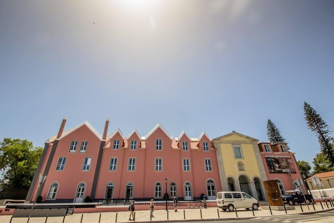 Centro Cultural de Cascais is one of the best things to do in Cascais, Portugal