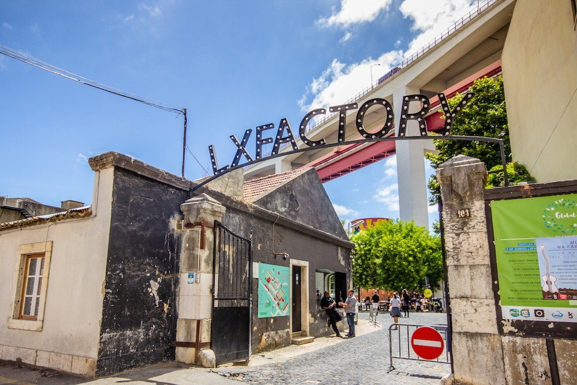 LX Factory is one of the top things to do in Lisbon