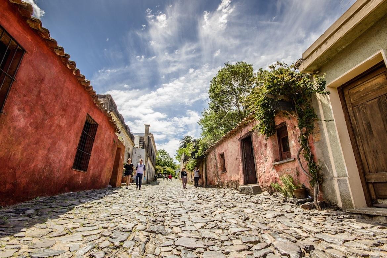 A day trip to Colonia del Sacramento, Uruguay
