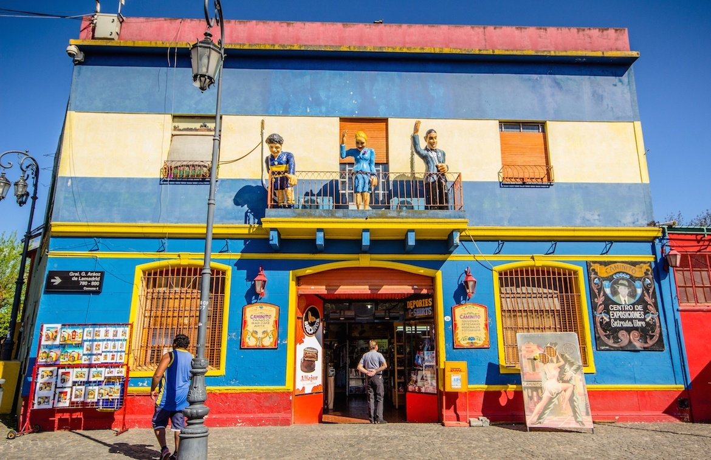 La Boca, Buenos Aires tours, Argentina