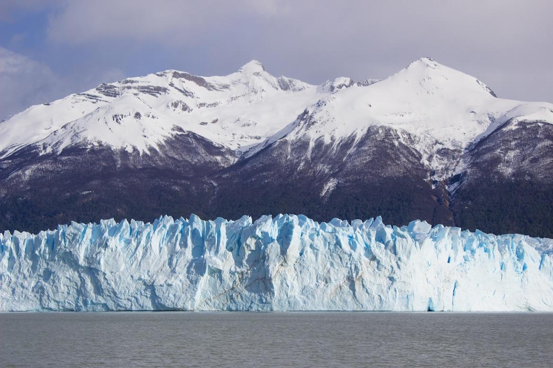 Perito Moreno Glacier in Patagonia, Argentina