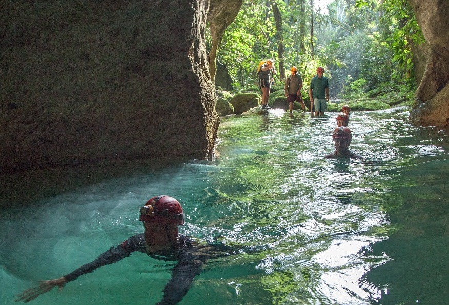 Belize Actun Tunichil Muknal ATM Cave Tour