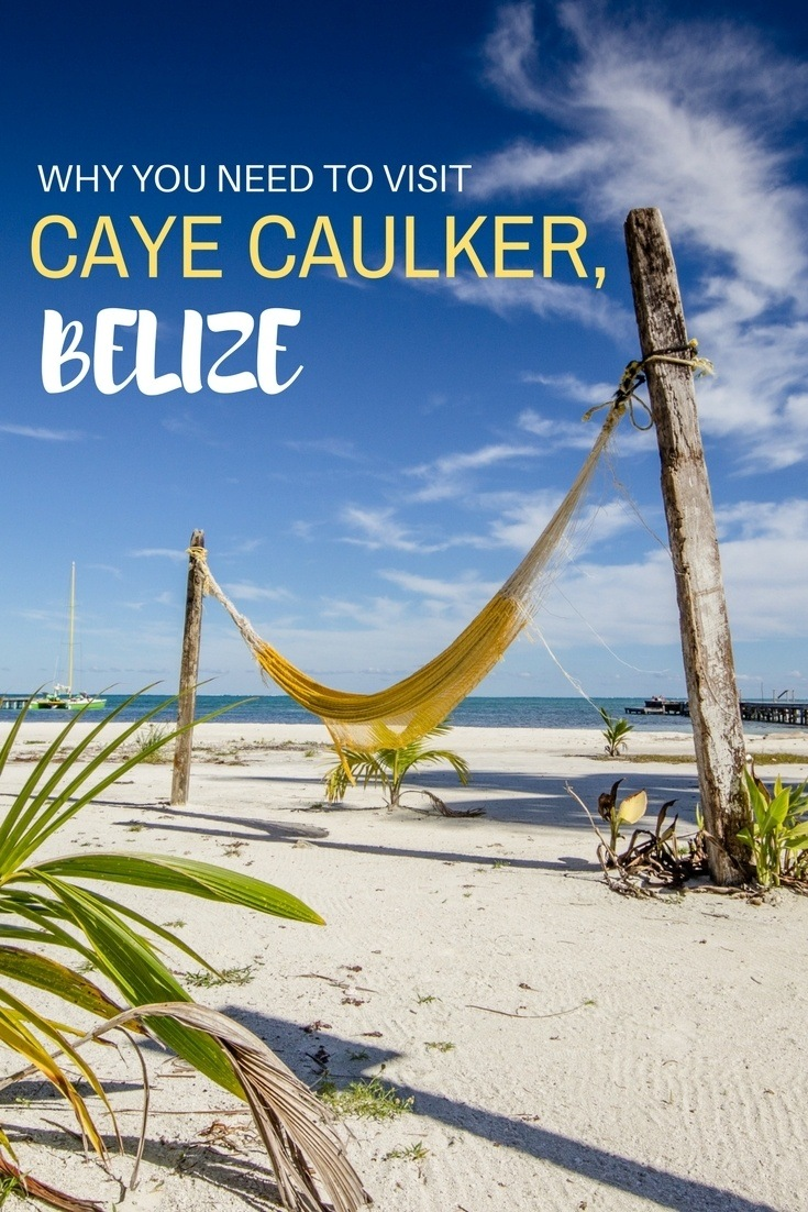 "A jewel in the Caribbean, Caye Caulker, #Belize is the true definition of ""island vibe."" From stunning scenery to colourful streets and snorkeling, here are the top things to do in #CayeCaulker.