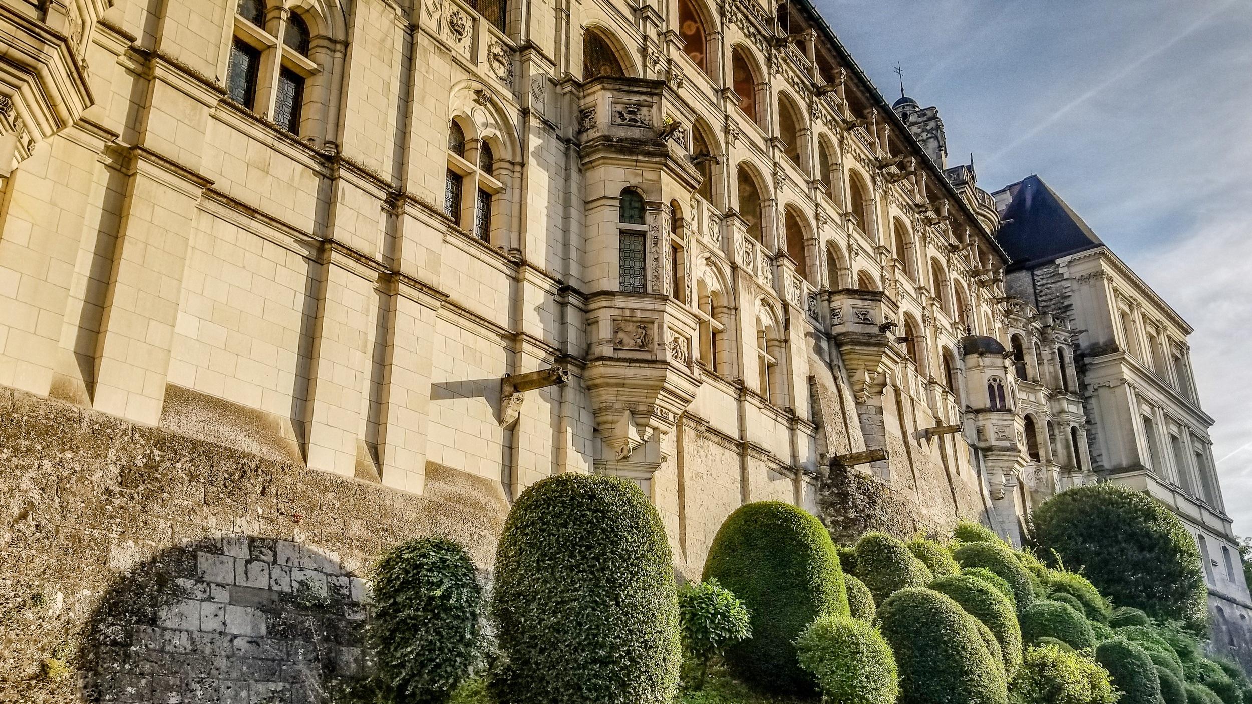 Chateau de Blois. Loire Valley, France