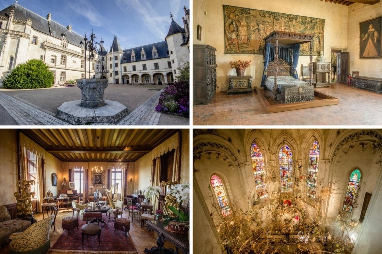 Chateau de Chaumont. Loire Valley, France