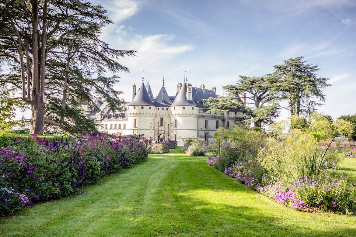 Chateau de Chaumont. Loire Valley, France
