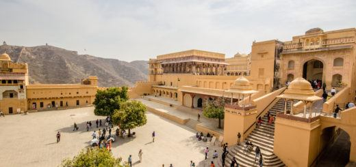 Amber Fort, Palace on Wheels