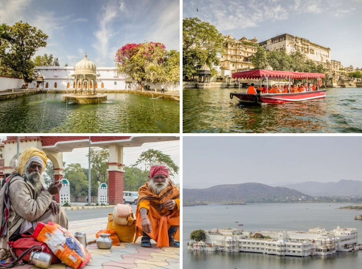 Palace on Wheels Udaipur