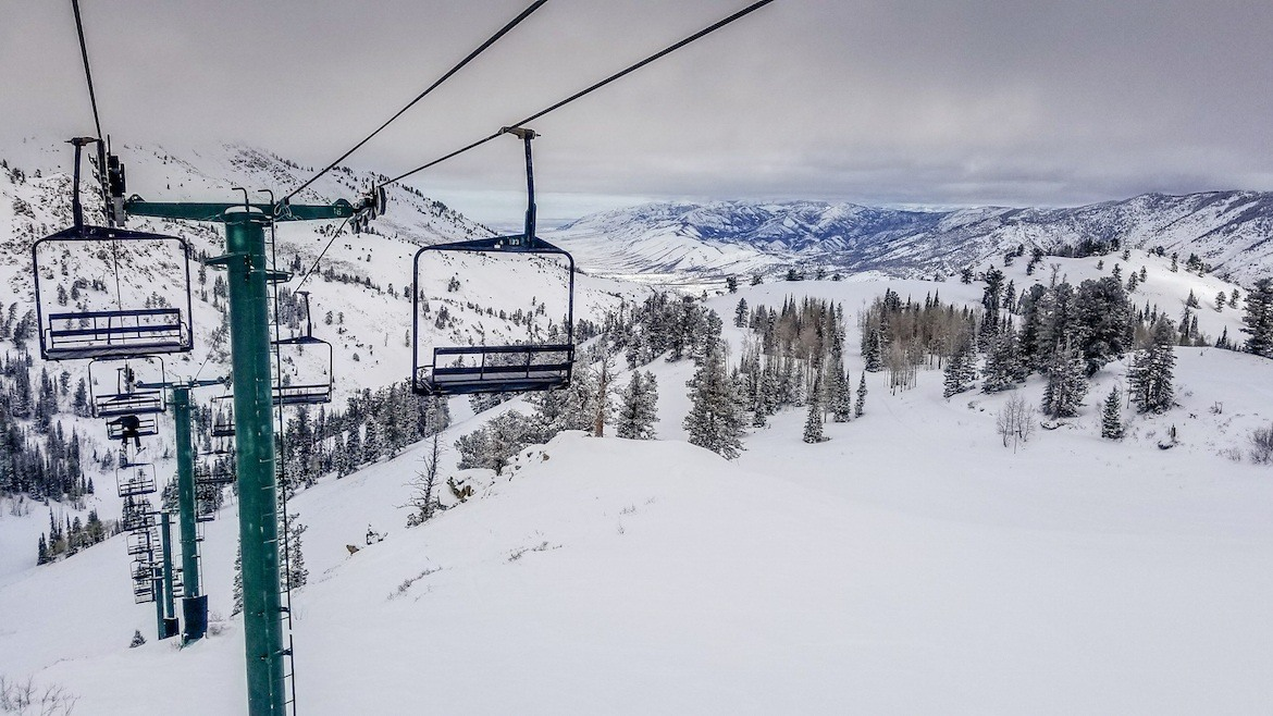 Best Utah ski resorts