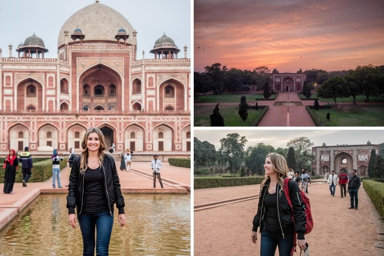 Humayan's Tomb Delhi
