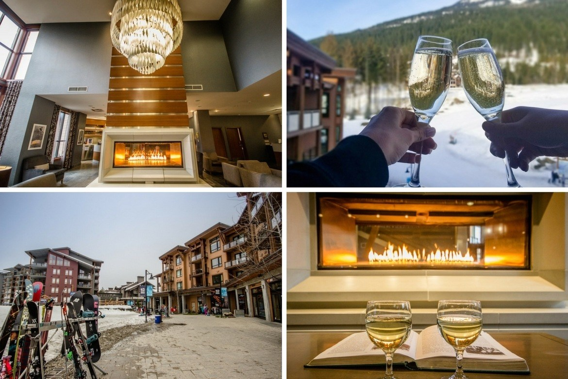 Sutton Place Hotel in Revelstoke, Canada
