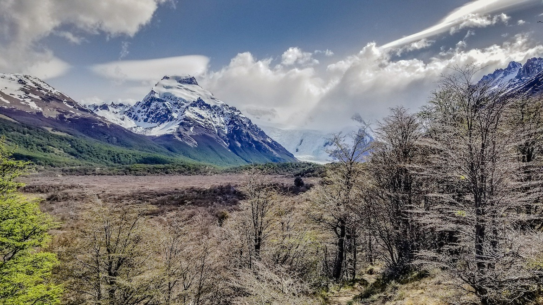 Los Glaciares National Park in Patagonia, Argentina