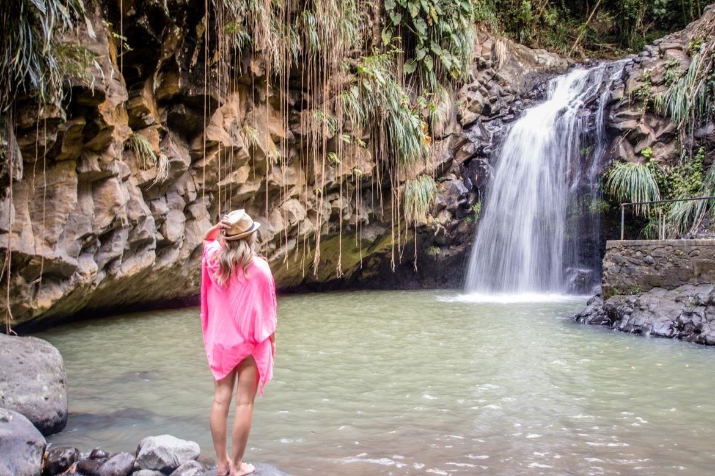 Annadale Falls, Grenada