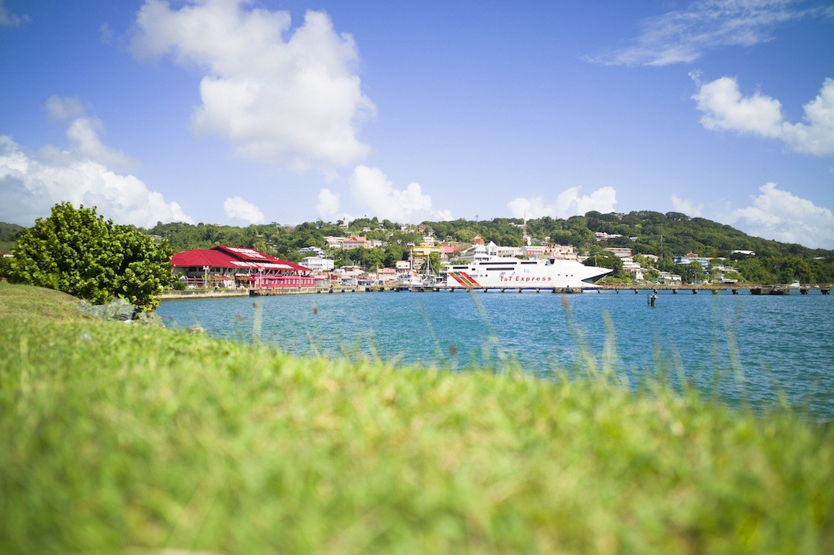 Scarborough in Tobago