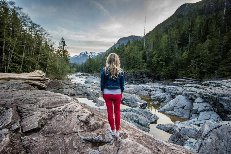 Wally Creek, British Columbia