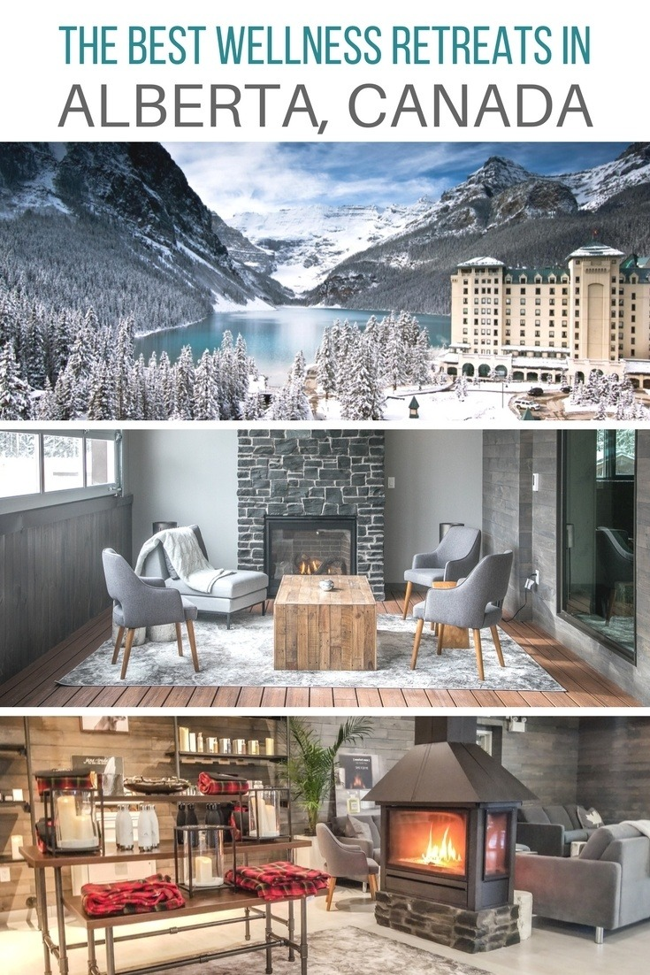 From mountain getaways at nordic spas to spiritually-minded retreats, here are three #Alberta #wellness spots guaranteed to leave you in a state of bliss faster than you can say spa-ahhh.