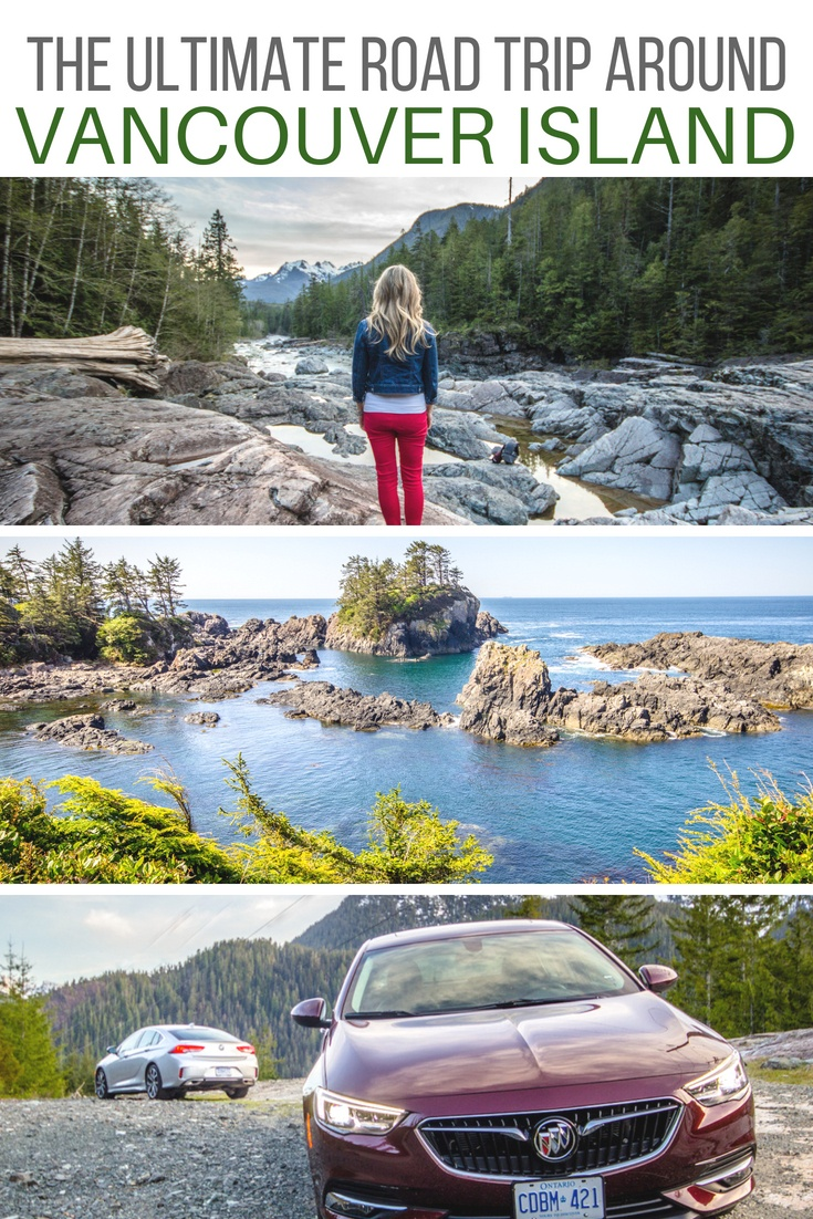 Hit the road for one of Canada's best drives! Here are the top places to visit during a #Vancouver Island road trip from #Nanaimo to #Tofino.