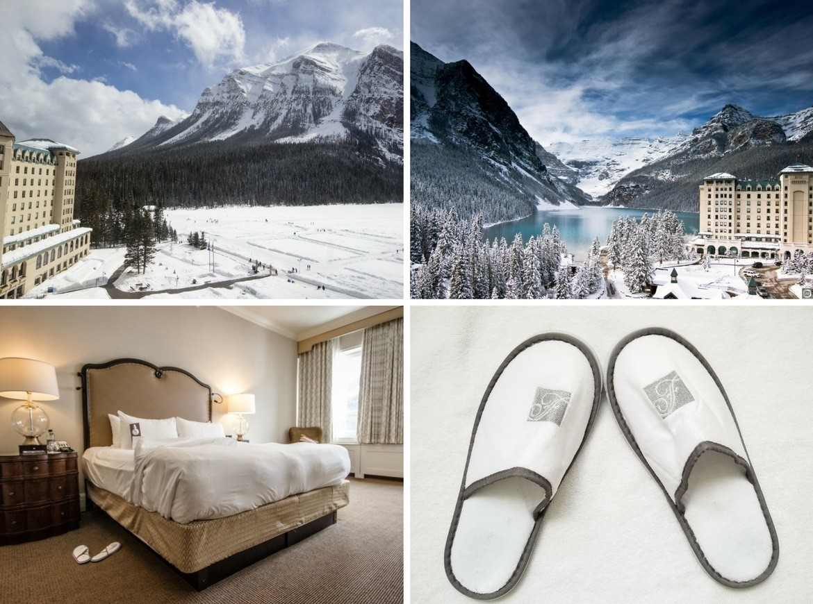 Fairmont Chateau Lake Louise wellness retreat