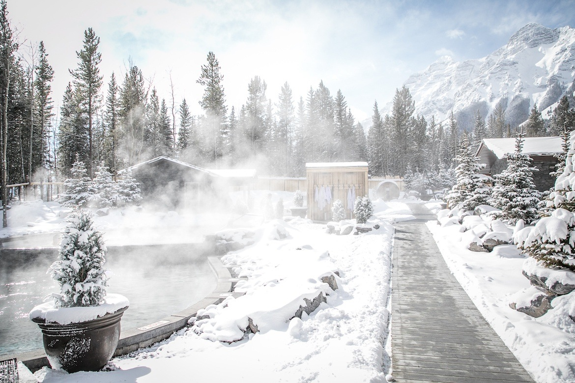 The Kananaskis Nordic Spa