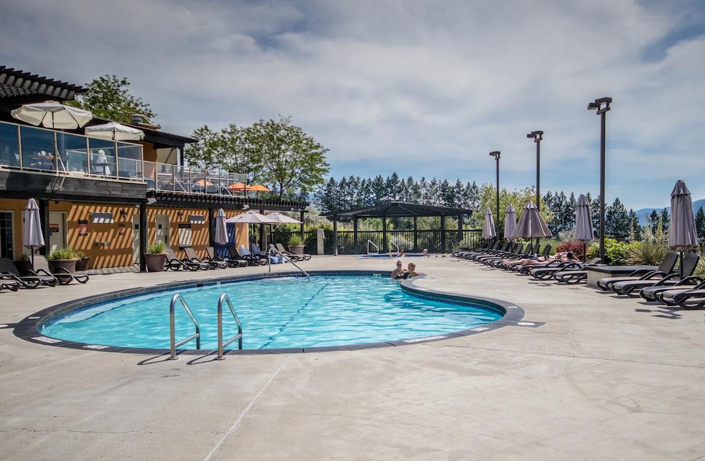 Spirit Ridge Resort at Nk'Mip Resort in Osoyoos, B.C.