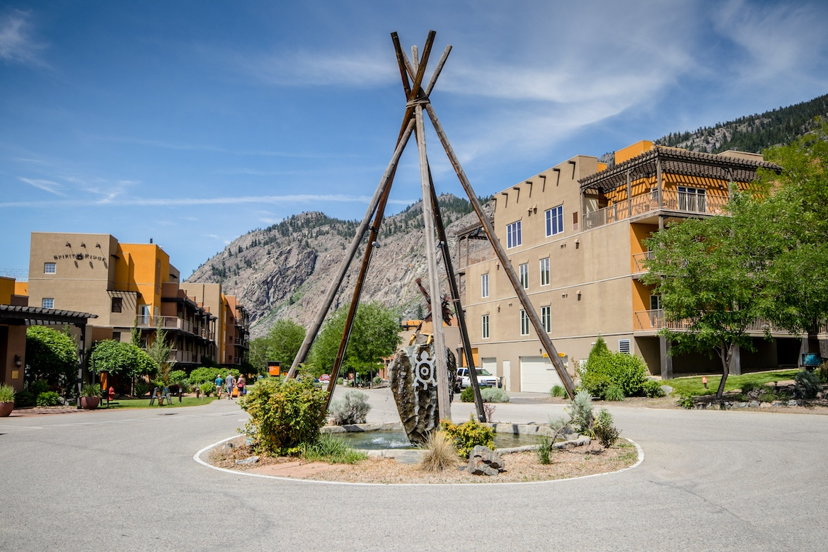 Spirit Ridge Resort at Nk'Mip Resort in Osoyoos, B.C.