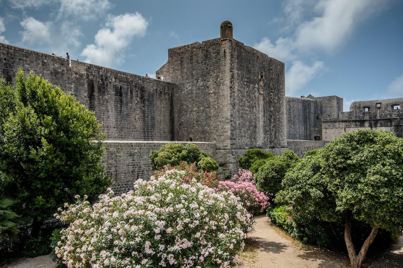 Pile Gate. A day in Dubrovnik, Croatia itinerary