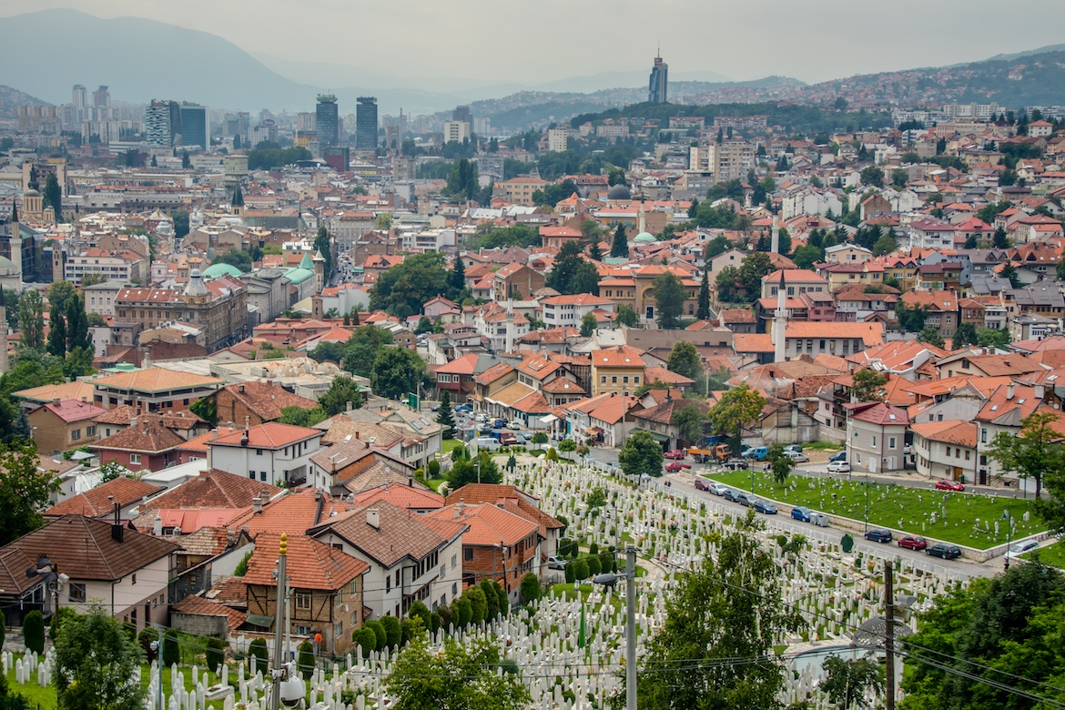 Sarajevo Sightseeing 5 Things To Do In Bosnias Capital