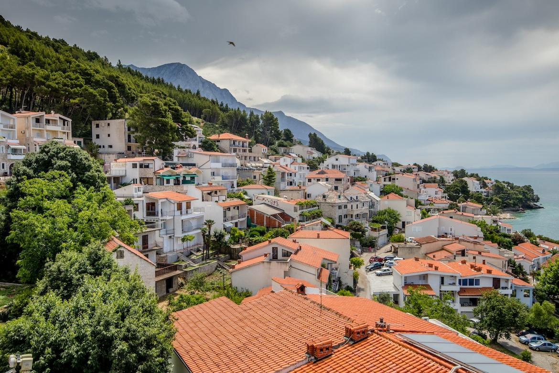 Brela, Makarska Riviera, Croatia itinerary